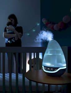 humidificateur d'air Babymoov Hygro Plus bébé pas cher