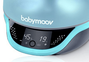 Test avis humidificateur d'air Babymoov Hygro Plus