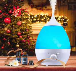 Test avis humidificateur d'air Janolia