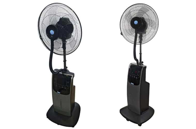 Avantages ventilateur brumisateur O'Fresh
