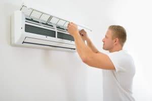installation de son climatiseur à un professionnel